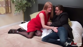 Lily May got seduced and fucked by handy detective James Turley