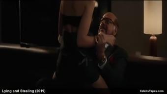 Emily ratajkowski topless and sexy lingerie movie scenes