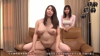 Mother-in-law teaches son-in-law sex