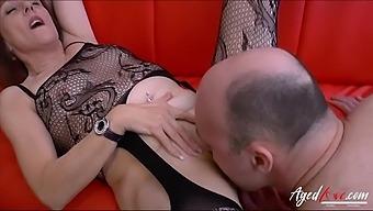 AgedLovE Mature Pandora Blowjob Licking Hardcore