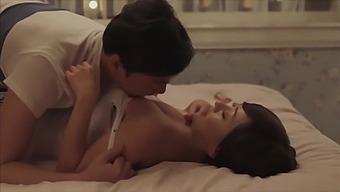 Son Fucks his Mother's Friend korean movie sex scene