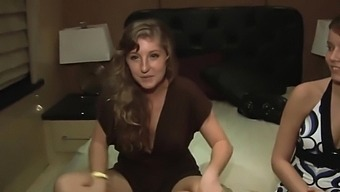 Real Amateur Virgin Has Lesbian Sex for the First Time