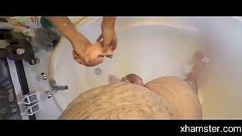 Coco Vandi - Mom Helps Hurt Son Bathe - Part 01