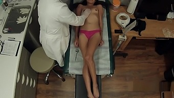 Hot Latina Teen Gets Mandatory School Physical From Doctor Tampa At GirlsGoneGynoCom Clinic - Alexa Chang - Tampa University Physical - Part 2 of 11 - Medical Fetish MedFet Girls Gone Gyno