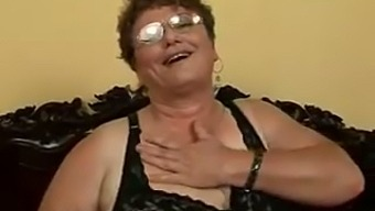 This granny is an incredible woman and she loves to get fucked by younger men
