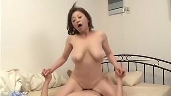 erotic Lewd aunt chizuru