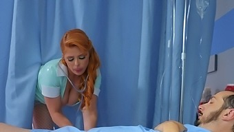 Sexy ass woman checked by the physician in close XXX manners