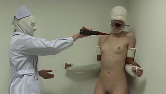 Patient 001 - Treatment 02 - (from bondage-orgasm com)