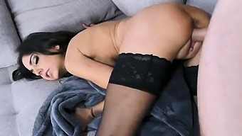 Teen nicely fucked Step Aunt Seduction