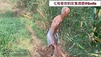 Adventure of the elderly Chinese, AV70
