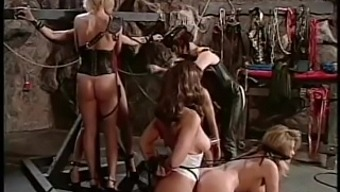 Lesbian Sluts In Action 02 - Scene 12