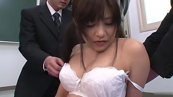 Exotic Japanese Slut Aika Hoshino In Horny Jav Uncensored Teen Clip