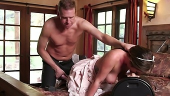 Alice Lighthouse finds herself on the receiving end of a punishing fuck