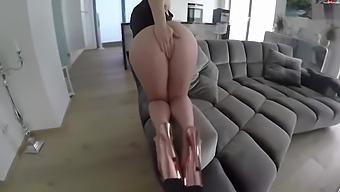 Gorgeous Blonde Teen Slut Lucy